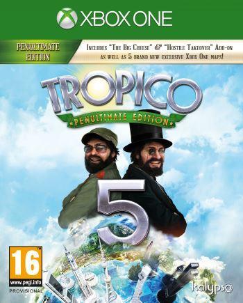 [News – Jeu video] Tropico 5 Penultimate Edition : la sortie c'est aujourd'hui