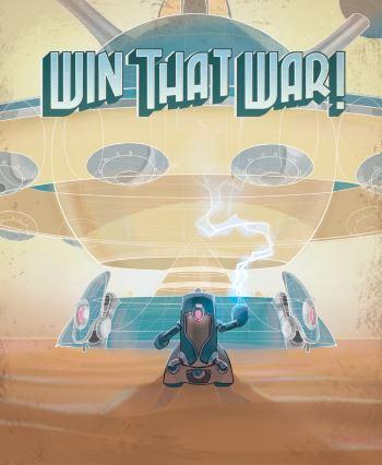 [News – Jeu vidéo] Win That War! : un trailer et un kickstarter
