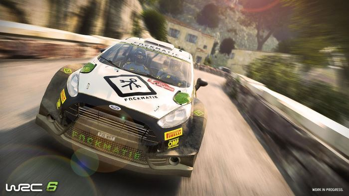 image wrc 6 artwork