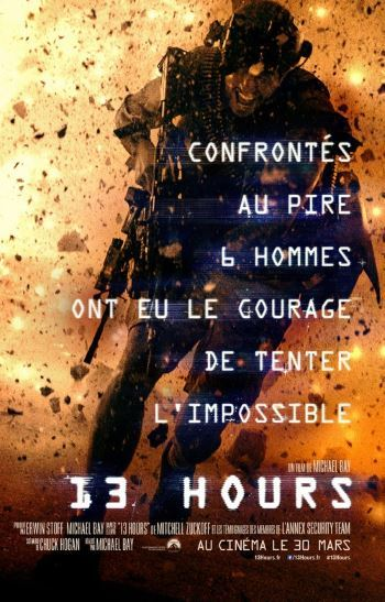 image affiche 13 hours