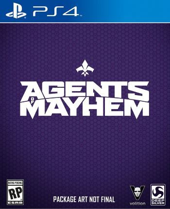 [News – Jeux vidéo] Agents Of Mayhem : on a enfin une date de sortie