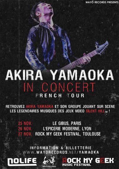 image concert akira yamaoka
