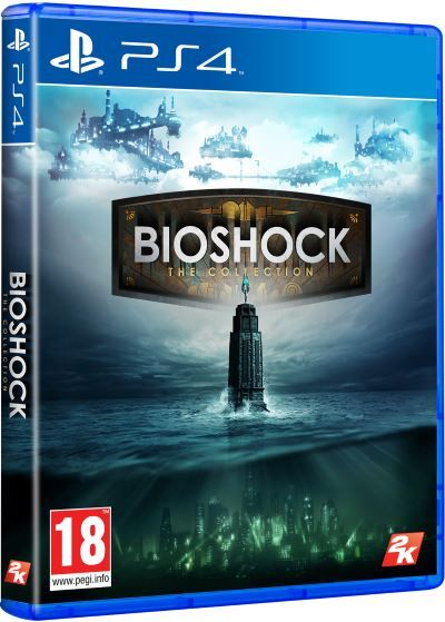 [News – Jeu vidéo] Bioshock The Collection : Teaser « Imaging Bioshock – Episode 2 »
