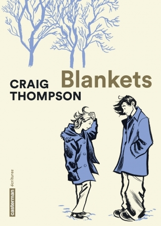 [Critique] Blankets – Craig Thompson