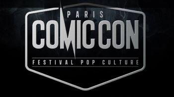 image logo comic con paris