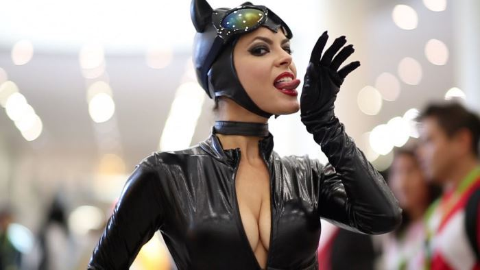image catwoman cosplay