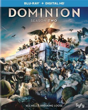 [News – BR/DVD] Dominion : la saison 2 prévue pour le 2 août 2016