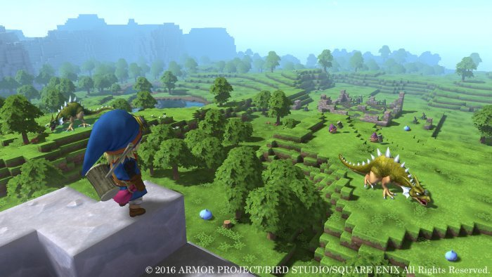 image japan expo dragon quest builders