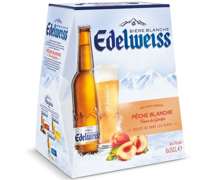 image pack edelweiss peche blanche genepi