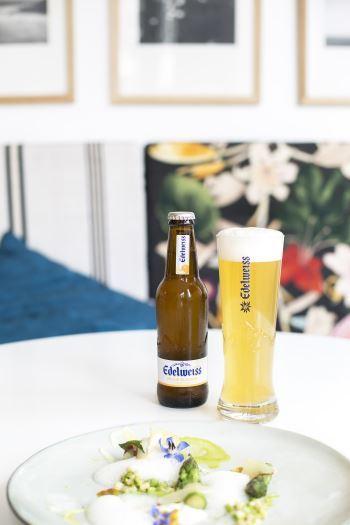 [Test – Food & Drink] Heineken : la Edelweiss pêche blanche et fleur de génépi