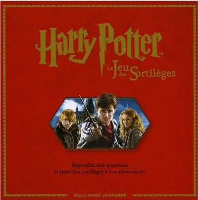 [Test – Jeu de société] Harry Potter, le jeu des sortilèges : testez vos connaissances entre sorciers
