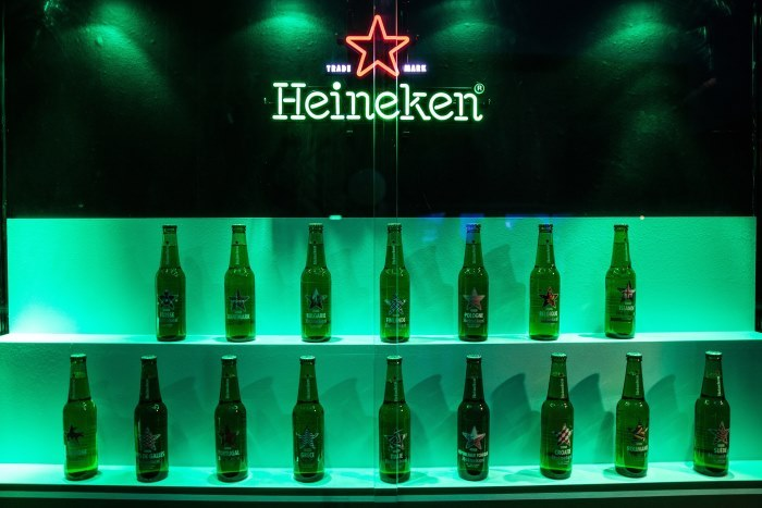 image présentation countries edition heineken