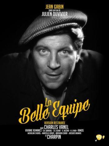 [Test – DVD] La Belle Équipe – Julien Duvivier