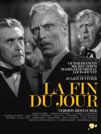 [Test – DVD] La Fin du Jour – Julien Duvivier