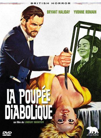 [Test- DVD] La Poupée Diabolique – Lindsay Shonteff