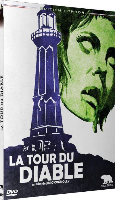 image dvd la tour du diable