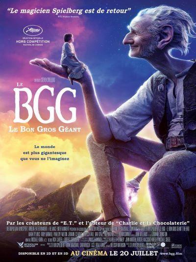 [News – Cinéma] Le Bon Gros Géant : le trailer français avec la voix de Dany Boon
