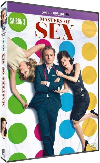 image jacquette dvd masters of sex saison 3 sony pictures