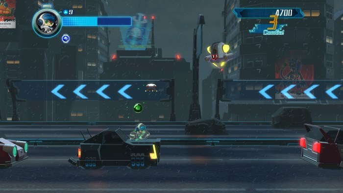 image jeu mighty no 9
