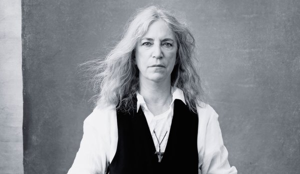 image portrait calendrier pirelli patti smith 2015