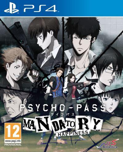 [News – Jeu vidéo] Psycho-Pass Mandatori Happiness : trailer et édition limitée