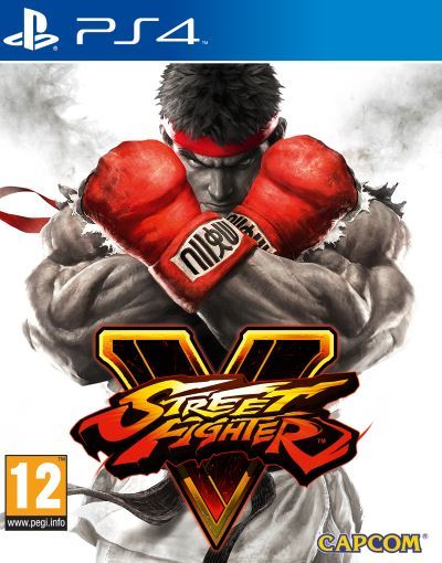 image jaquette street fighter 5