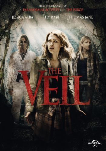 image affiche the veil