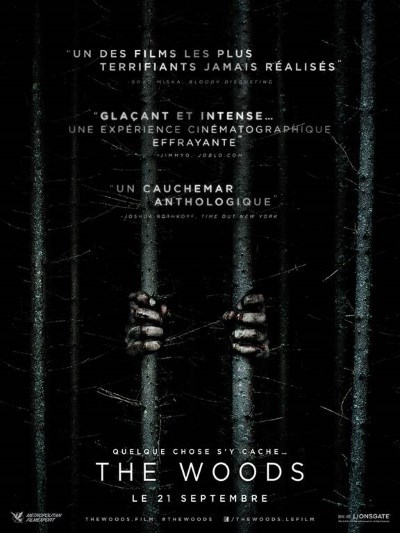 image affiche the woods
