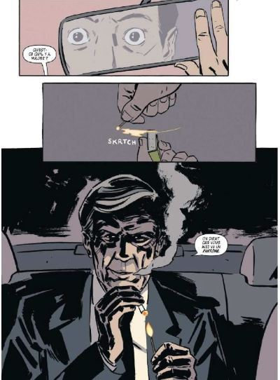 image extrait the x-files comics tome 1