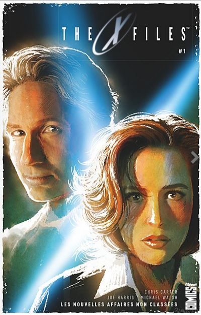 image tome 1 the x files