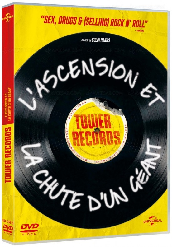 image jacquette dvd tower records colin hanks universal