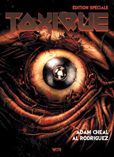 [Critique] Toxique Edition Spéciale – Adam Cheal et Al Rodriguez