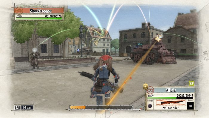 image ps4 valkyria chronicles remastered