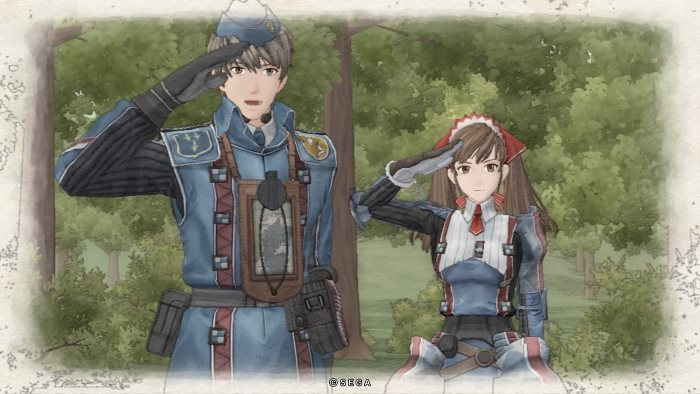 image screen valkyria chronicles remastered