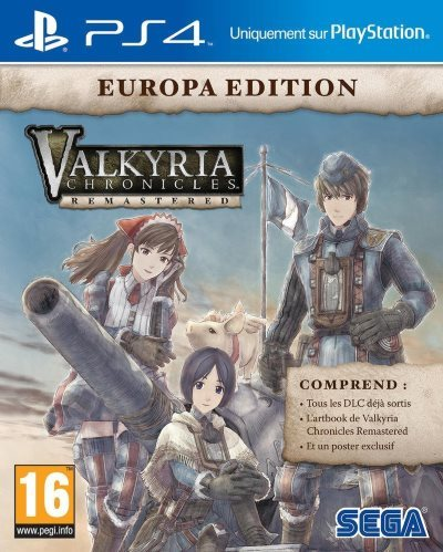 image remastered valkyria chronicles