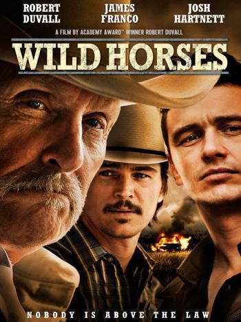 image affiche wild horses