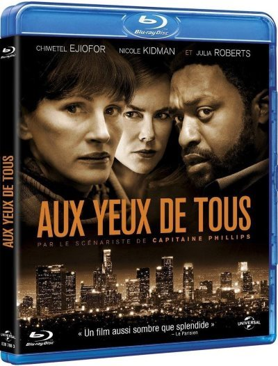 [Test – Blu-Ray] Aux Yeux de Tous – Billy Ray