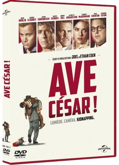 [Test – DVD] Ave César ! – Joel & Ethan Coen