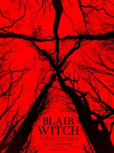 image affiche blair witch