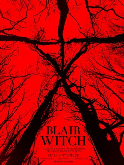 [Étrange Festival 2016] Blair Witch – Adam Wingard