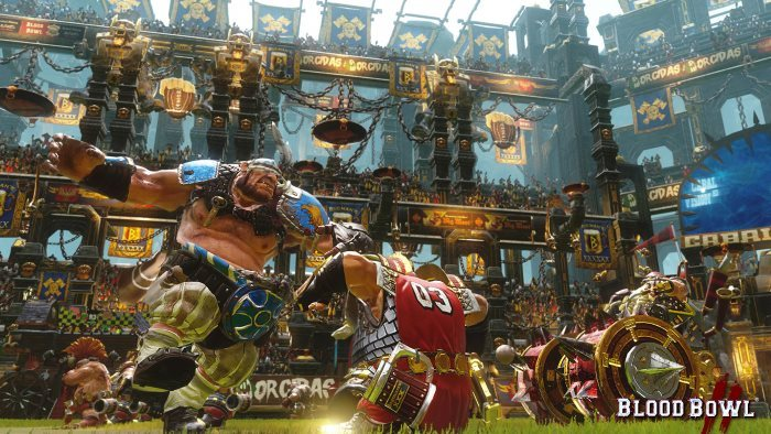 image jeu blood bowl 2