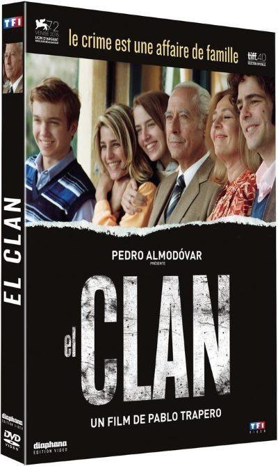 image dvd el clan