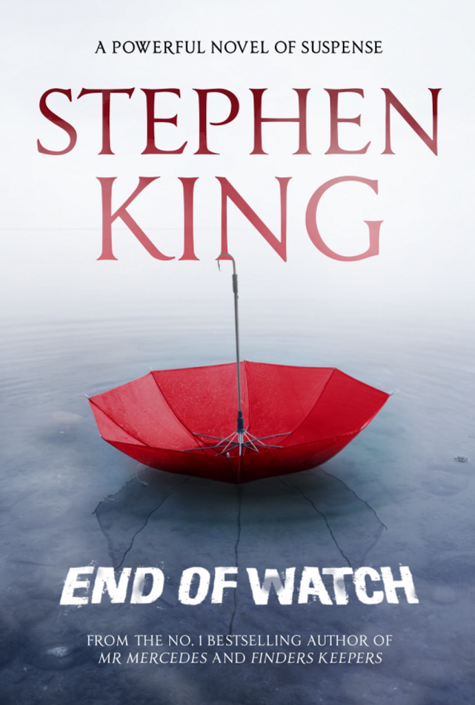image stephen king end of watch hardcover hodder and stoughton