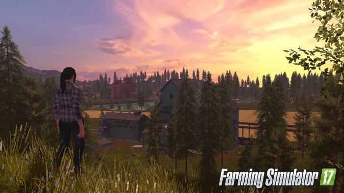 [News – Jeu vidéo] Farming Simulator 17 : une vidéo pour prendre le train en marche