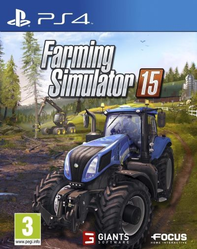 [Test – Playstation 4] Farming Simulator 15 : l'appel de la campagne