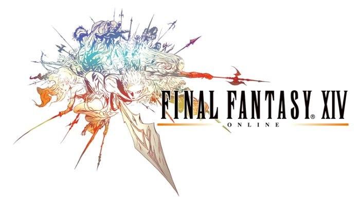 image logo final fantasy 14