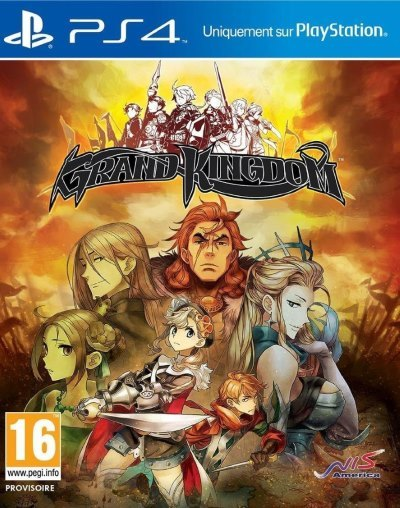 [Critique] Grand Kingdom : un T-RPG exigeant et accrocheur