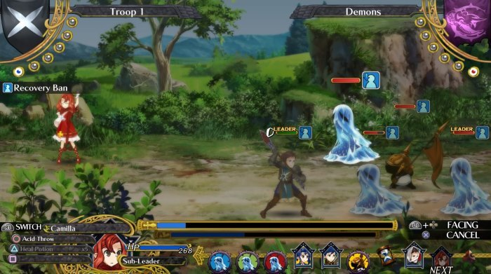image jeu grand kingdom