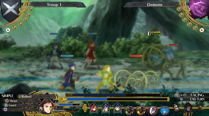 image playstation 4 grand kingdom