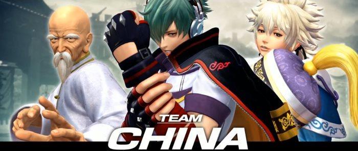 image team china kof 14